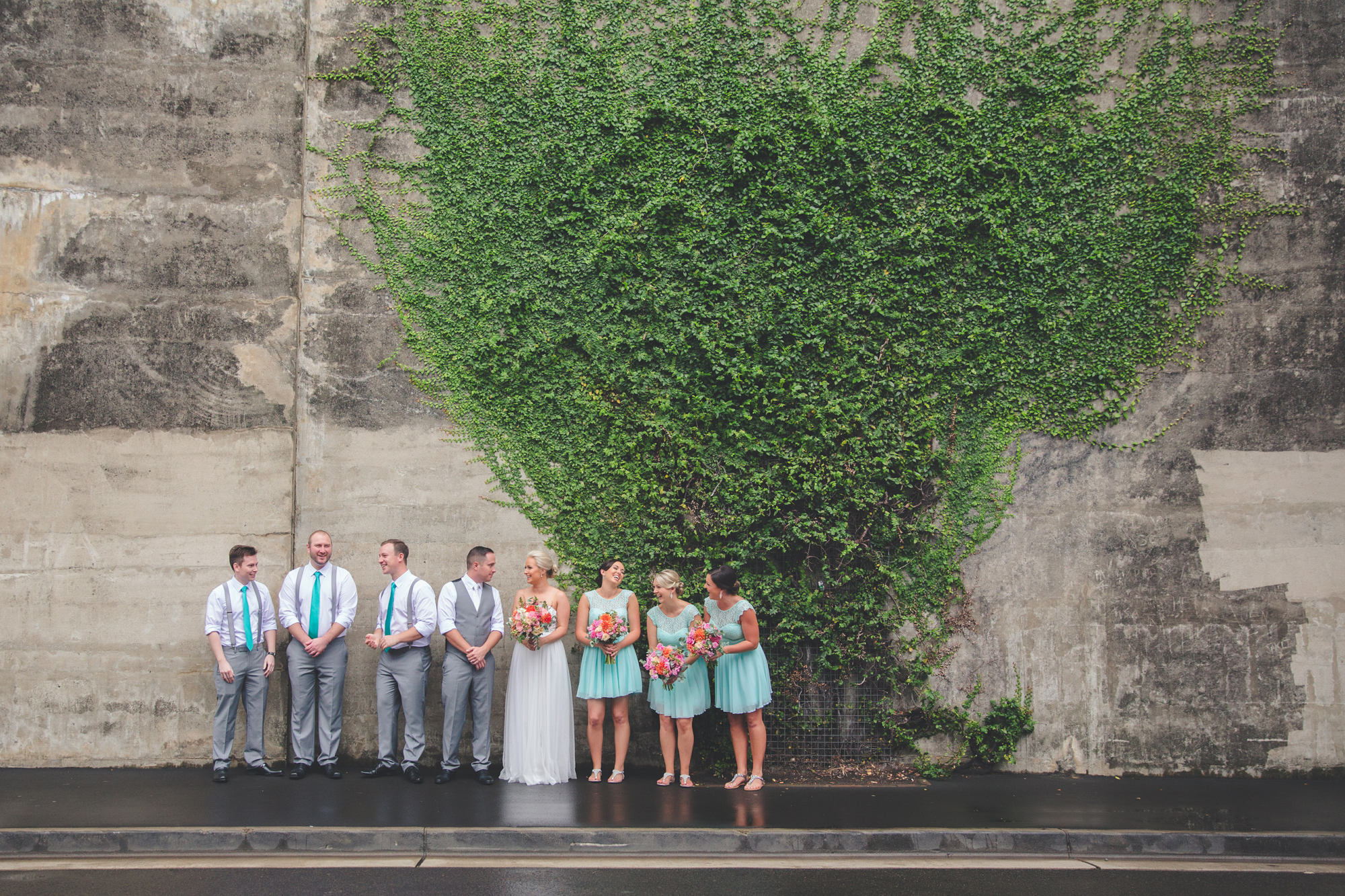 Bridal Party-Sydney-Wedding
